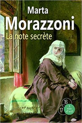 vignette de 'La note secrète (Marta Morazzoni)'