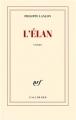 vignette de 'L' élan (Philippe Lançon)'
