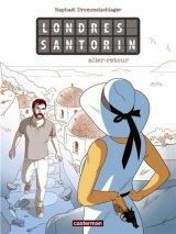 vignette de 'Londres-Santorin (Raphaël Drommelschlager)'