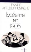 """Afficher """"Lycéenne en 1905"""""""