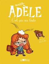 vignette de 'Mortelle Adèle n° 3<br /> C'est pas ma faute ! (Miss Prickly)'