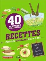 """Afficher """"Recettes pour les gourmands de 3 à 6 ans"""""""