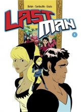 vignette de 'Lastman n° 1<br /> Last Man (Balak)'