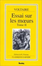 """Afficher """"Essai sur les moeurs et l'esprit des nations"""""""