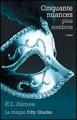 """Afficher """"La trilogie Fifty shades n° 2Cinquante nuances plus sombres"""""""