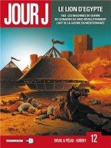 """Afficher """"Jour J n° 12<br /> Le lion d'Égypte"""""""