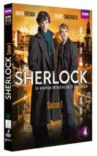 vignette de 'Sherlock n° 1<br /> Sherlock - Saison 1 (Paul McGuigan)'