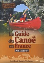 "Afficher ""Le guide du canoë en France"""