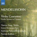 """Afficher """"Violin concertos"""""""