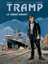 vignette de 'Tramp n° 10<br /> Le cargo maudit (Jean-Charles Kraehn)'