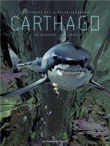 """Afficher """"Carthago n° 03<br /> Le monstre de Djibouti"""""""