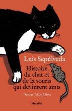 """Afficher """"Histoire du chat et de la souris qui devinrent amis"""""""
