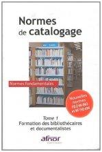 """Afficher """"Normes de catalogage"""""""