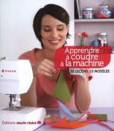 """Afficher """"Apprendre à coudre à la machine"""""""