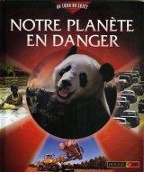 """Afficher """"Notre planète en danger"""""""