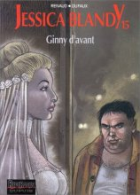 """Afficher """"Jessica Blandy. n° 15 Ginny d'avant"""""""