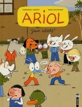 """Afficher """"Ariol n° 02 Jeux idiots"""""""