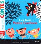vignette de 'Les trois petits cochons (Cathala, Agnès)'