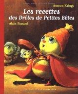 """Afficher """"Les Recettes des Drôles de petites bêtes"""""""