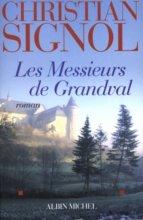 """Afficher """"Les messieurs de Grandval n° 1 Les messieurs de Grandval"""""""