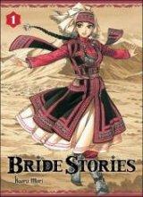 vignette de 'Bride stories n° 1<br /> Bride stories 1 (Kaoru MORI)'