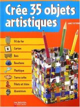"Afficher ""Crée 35 objets artistiques"""