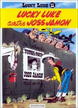 """Afficher """"Lucky Luke n° 11 Lucky Luke contre Joss Jamon"""""""