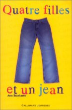 vignette de 'Quatre filles et un jean n° 1 (Ann Brashares)'