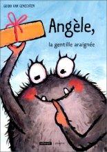 """Afficher """"Angèle, la gentille araignée"""""""