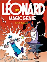 "Afficher ""Léonard n° 32<br /> Magic génie"""