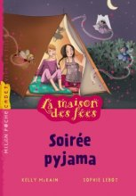 """Afficher """"maison des fées (La) n° 5 Soirée pyjama"""""""