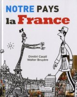 """Afficher """"Notre pays la France"""""""