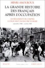 """Afficher """"La Grande histoire des français sous l'occupation n° 5 La grande histoire des Français après l'Occupation"""""""