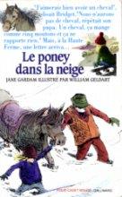 """Afficher """"Poney dans la neige (Le)"""""""