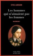 """Afficher """"Millénium n° 1 Les hommes qui n'aimaient pas les femmes"""""""