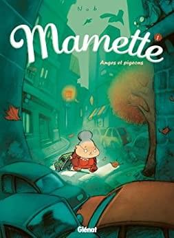 vignette de 'Mamette n° 1<br />Anges et pigeons (Nob)'