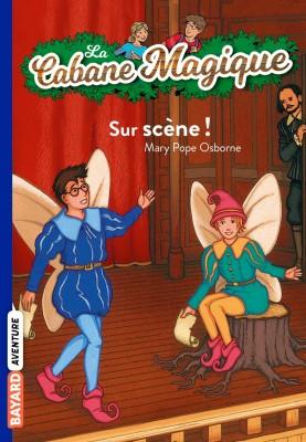 """Afficher """"Cabane magique (La) n° 20 Sur scène !"""""""