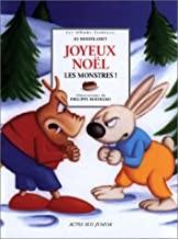 """Afficher """"Joyeux Noël, les monstres !"""""""