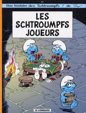 """Afficher """"Les Schtroumpfs n° 23 Les Schtroumpfs joueurs"""""""