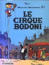 """Afficher """"Benoit brisefer-5- le cirque bodoni"""""""