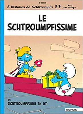 """Afficher """"Les Schtroumpfs n° 2 Les Schtroumpfs."""""""