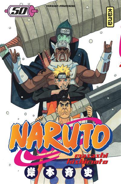Naruto n° 50