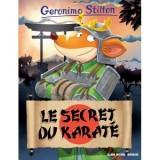 """Afficher """"Geronimo Stilton n° 65 Secret du karaté (Le)"""""""