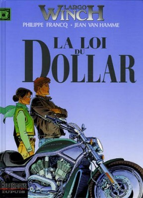 "Afficher ""Largo Winch n° 14 La loi du dollar"""