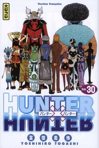 Hunter X Hunter n° Tome 30