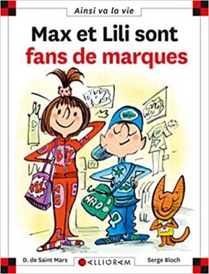 """Afficher """"Max et Lili n° 85 Max et Lili sont fan de marques"""""""