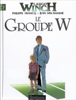 "Afficher ""Largo Winch n° 2Le groupe W"""