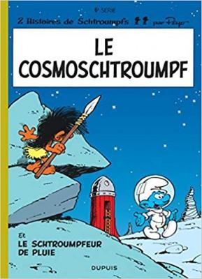 """Afficher """"Les Schtroumpfs n° 6 Le cosmoschtroumpf"""""""
