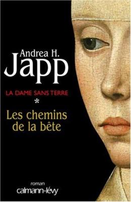 """Afficher """"La dame sans terre n° 1Les chemins de la bête"""""""