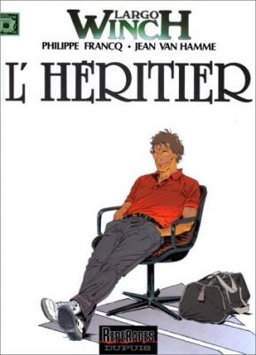 """Afficher """"Largo Winch n° 1L'Héritier"""""""